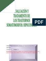 Caso Clínico - Hipocondría