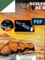 ¿Oculta La Nasa Imagenes de Ruinas Marcianas R-006 Nº104 - Mas Alla de La Ciencia - Vicufo2