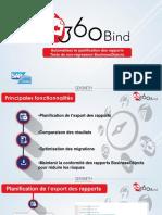 360Bind solution tests de non-régression SAP BO