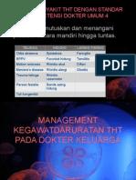 Bahan Kuliah Management Gawatdarurat THT