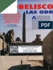 Egipto - Obeliscos Egipcios Obras Imposibles R-006 Nº102 - Mas Alla de La Ciencia - Vicufo2