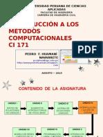 Introduccion Metodos Computacionales 2015 II (d)