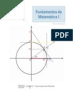 Fundamentos de Matematica I