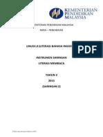 Instrumen Saringan 2 Membaca Tahun 2 2015.pdf