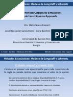 Clase Modelo Longstaff-Schwartz