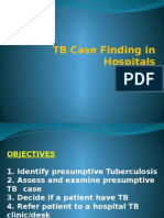 TB Case Finding(Slide)