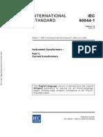 CT Requirement_IEC