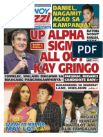 Pinoy Parazzi Vol 8 Issue 128 October 23 - 25, 2015