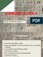 Comunicación II Temario I
