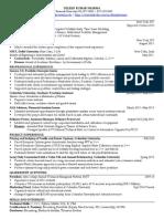 DKS Resume