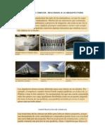 Ecuaciones Conicas Aplicadas a La Arquitectura