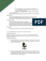 FODA, Patentes, Costo