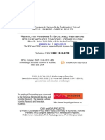 Proceedings of CNIV 2015 (ISSN 1842-4708)