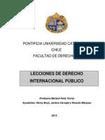 Apuntes Derecho Internacional Público 2015