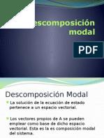 Descomposicion modal