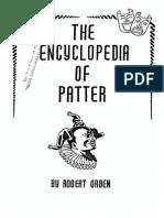 Encyclopedia of Patter