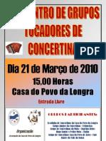 Cartaz Encontro Concertinas