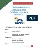 Gestion de calidad - Proyecto (avance ).docx