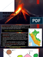 Peligros Geologicos