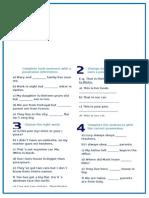Possessive Pronounsworksheet8vobasico 120617110024 Phpapp01