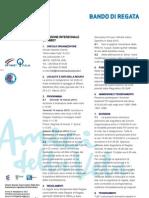 Bando Selezione Interzonale Cervia 2010