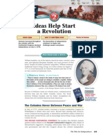 4.2 Ideas Help Start an Revolution