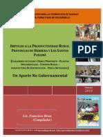 Productividad Rural Panama Un Aporte No Gubernamental