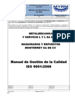 MC-4.2.2-01 Manual de Gestion de La Calidad