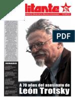 Homenaje a Trotsky Jul10