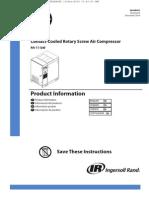 R Series Air Compressor Operators Manual