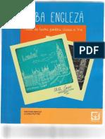 Limba engleza-Caiet de lucru, clasa aV-a