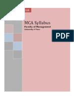 MCA Semester 24-9-15