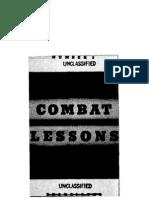 Combat Lessons 3