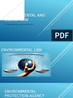 environmental and energy law powerpoint