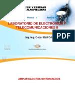 Semana 7- Laboratorio de Electrónica y Telecomunicaciones II