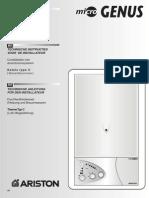 Centrala termica Ariston Microgenus 23 Mi