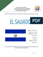 Trabajo Final Macro El Salvador
