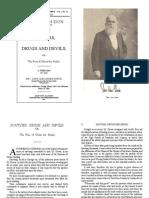 Doctors Drugs & Devils - Apostle Dr. John Alexander Dowie