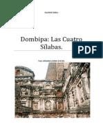Dombipa Las Cuatro Sílabas.
