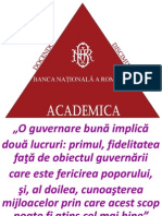 Academica Banca romana