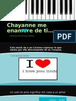 Chayanne Me Enamore de Ti[1]