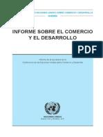 Informe sobre desarrollo y crecimiento económico de la ONU