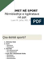 Lëndimet në sport