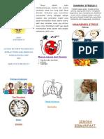 Manajemen Stress Leaflet