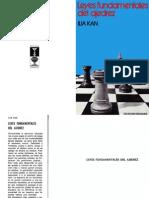 47-Leyes Fundamentales Del Ajedrez