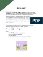 Compresión