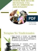 Terapias No Tradicionales