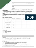 Skittles Data Anlysis Lesson Plan