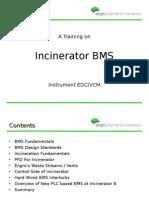 Incinerator Bms Training July 2015