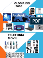 Tecnología Del 2000